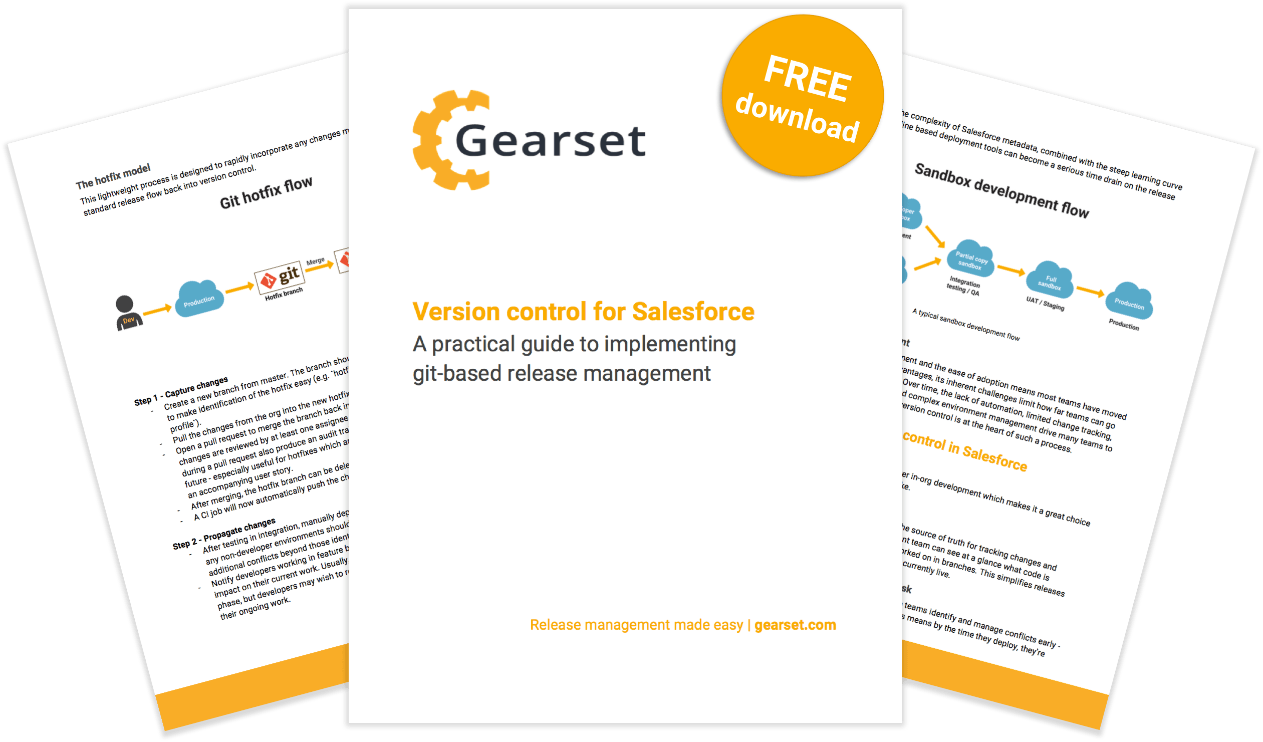 Gearset whitepaper: Version control for Salesforce